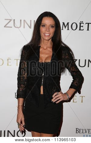 LOS ANGELES - JAN 7:  Carlton Gebbia at the Mark Zunino Atelier Opening at the Mark Zunino Atelier Boutique on January 7, 2016 in Beverly Hills, CA