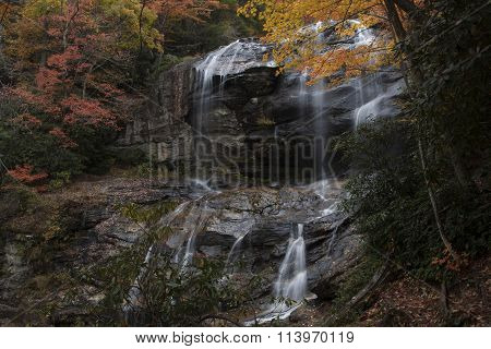 Wispy Glen Falls