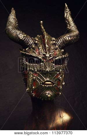 Gothic Ancient mask