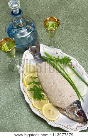 Vorschmack, Chopped Fish, Chopped Herring