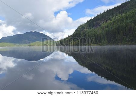 Reflection at Roberts Lake
