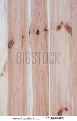 Close Up Of Wooden Wall