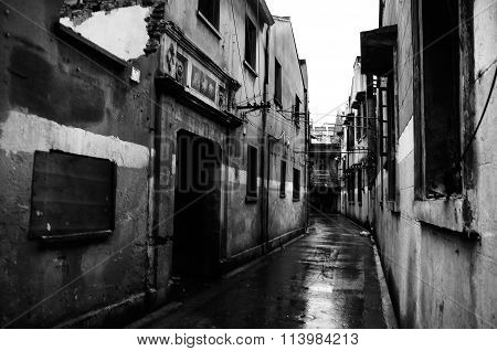 The Empty Slums
