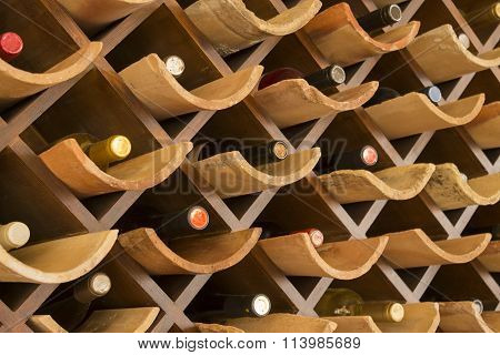 Vine shelf