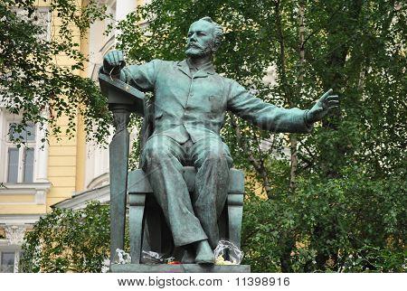 Monument Tchaikovsky