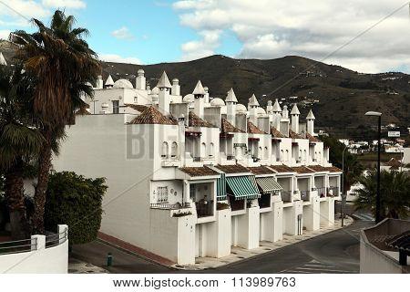 Almunecar, Andalusia. Spain.