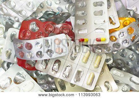 Medical Waste And Garbage
