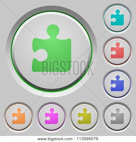 Puzzle Push Buttons
