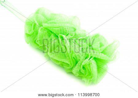 Green Wisp With Plastic Handle