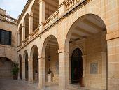 stock photo of olden days  - San Anton Palace  - JPG