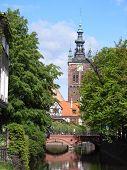 Gdansk Church