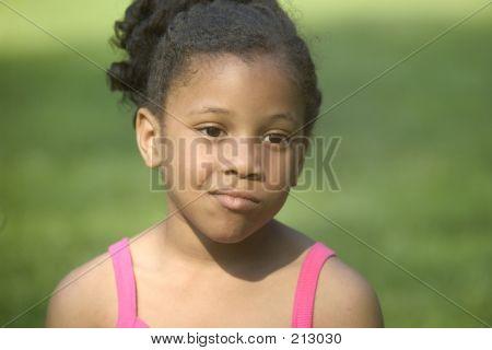 Niedlichen Kind
