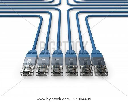 Networking,Network cables,LAN cables,Connections