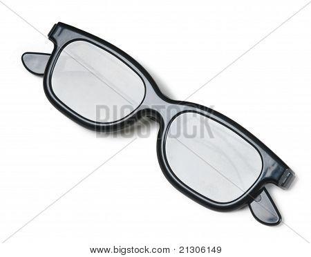 3-d Movie Glasses