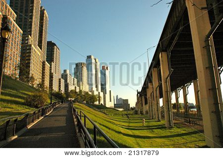 Upper Westside  Park, NYC