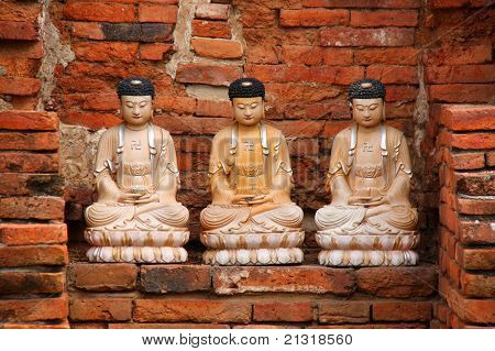 Buddha Statue.japanese Style