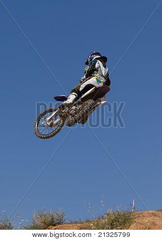 Jump on a bike