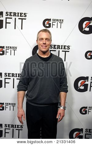 LOS ANGELES - APR 12:  Gunnar Peterson at the 'Gatorade G Series Fit Launch Event' at the SLS Hotel in Los Angeles, California on April 12, 2011.