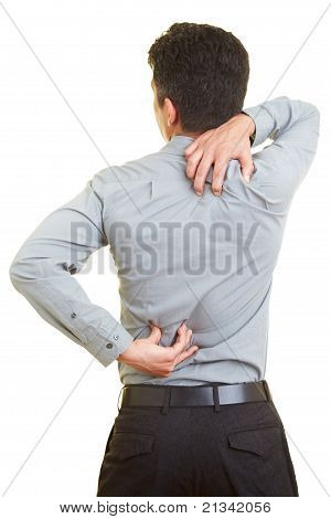 Problems With The Back
