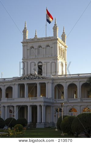 Predidential Palace