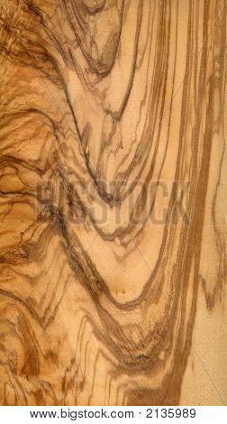 Holz olivol