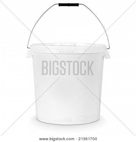 White Bucket