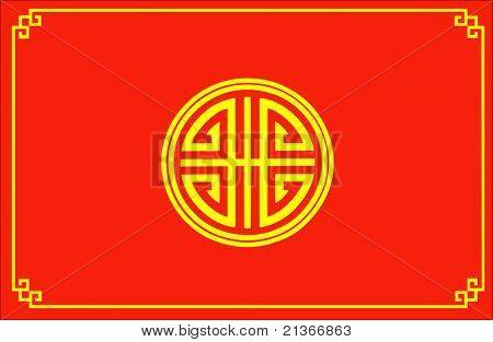 Chino feng shui símbolo