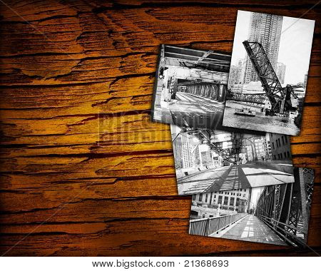 Old Chicago Pictures Design