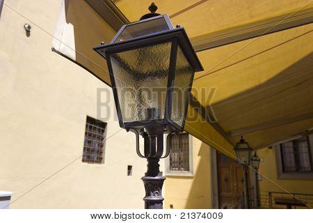 Classic street lamp