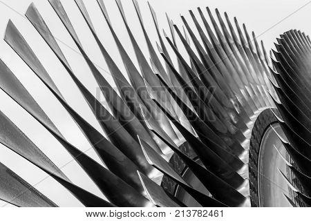 High Precision Metal Turbine Blades