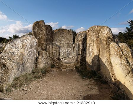 Dolmen de la Mina De Farangortea