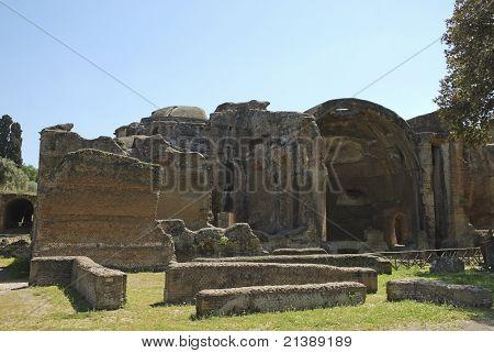 The Hadrian's Villa