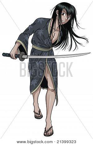 Samurai Stance