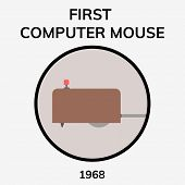 Computer Mouse Day poster