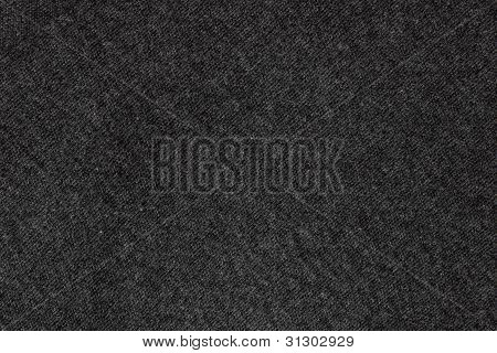 Gray Woollen Fabric Texture