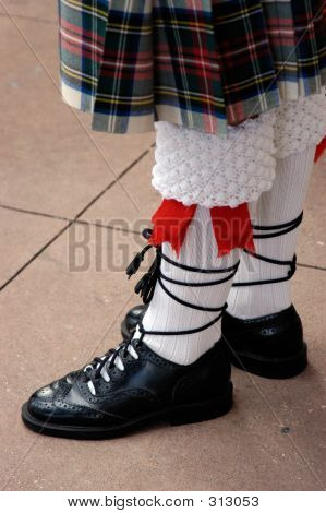 Scottish Slippers