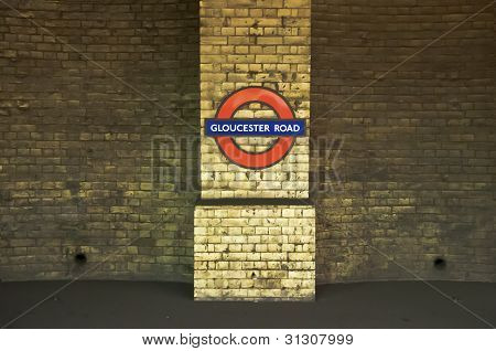 Gloucester Road Subway Station