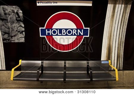 Holborn Subway Station