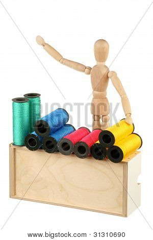 Seller Of Thread