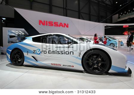 Nissan Leaf Nismo RC Zero Emission