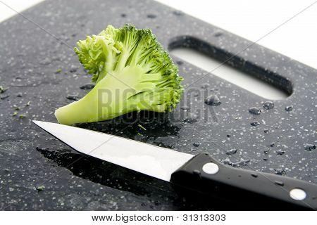 Slice of Broccoli