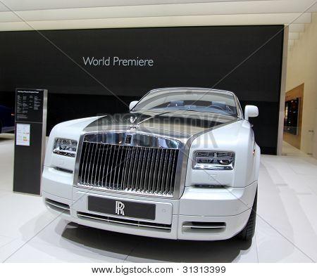 Rolls Royce Phantom Serie 2