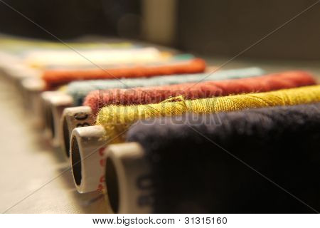 colorfull threads