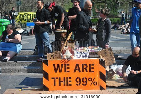 occupy wallstreet,