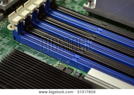 Motherboard Memory Slots