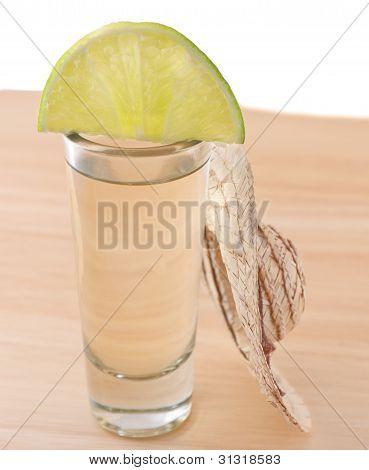 Tequila und Limea