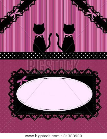 cats card