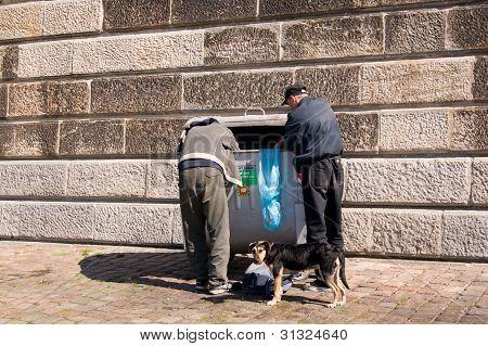 Homeless