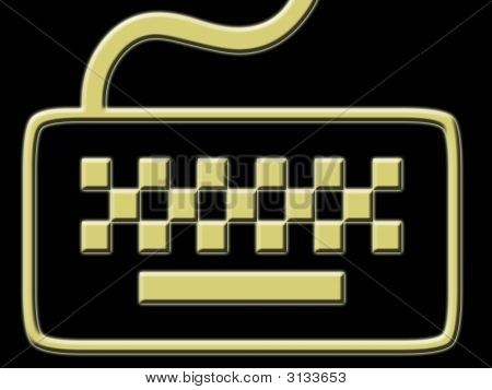 The Golden Keyboard