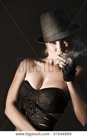 Underworld Gangster Woman